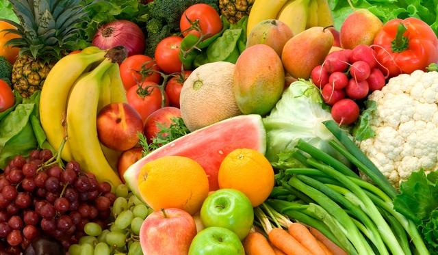 В ≠†з†ЂЃ 10 простых способов есть больше овощей и фруктов