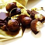 молочный шоколад с орехами