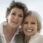 две женщины за 50