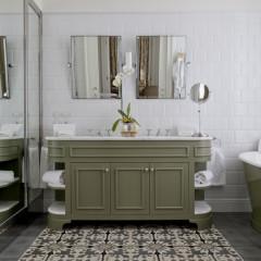 Экология в ванной комнате