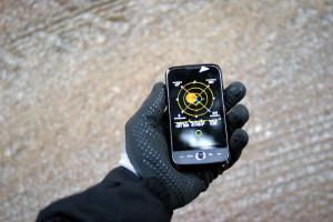 Внутренний GPS-навигатор