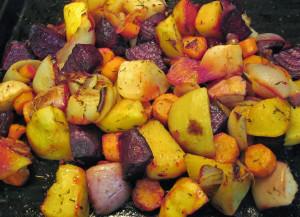 Рецепты для запекания овощей
