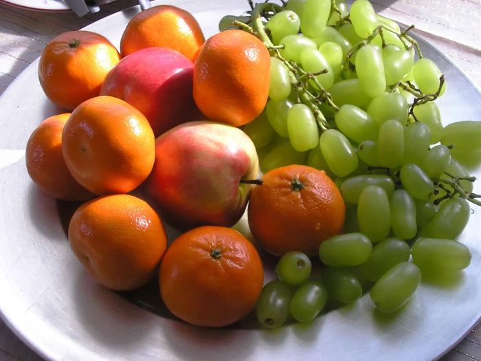 овощи и фрукты без химии