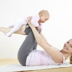 Йога с ребёнком: за и против