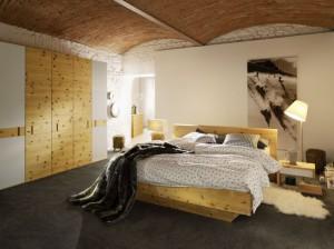 Anrei Schlafzimmer Rio in Zirbenholz (Копировать)