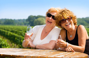 senior-women-enjoying-wine