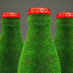 Эко-бутылки: миф или реальность?
